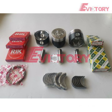HINO engine parts piston E13C piston ring